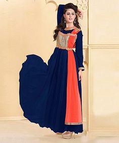 Designer Frock Suit, Round Suit,Floor Length Suit, Buy Designer Frock Suit, Round Suit,Floor Length Suit For Select, Designer Frock Suit online, Shopping India at Low Pr - iStYle99.com