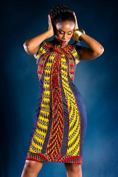 Glamour Fashion with African Fashion Styles for Women with African fashion styles african clothing beautiful african women African Dresses For Women, African Print Dresses, African Attire, African Wear, African Fashion Dresses, African Prints, African Style, African Tops, African Clothes