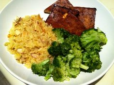Tangerine Baked Tofu and Saffron-Garlic Rice Original recipes from Veganomicon I'd been neglecting my cookbooks for a while, but last weekend felt like the right time to make a list of all the recipes I want to make from the wonderful Veganomicon. My...