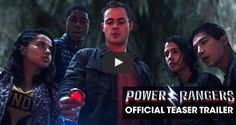 Presenting the official teaser trailer of an upcoming Hollywood sci-fi superhero film #PowerRangers ft. #DacreMontgomery #NaomiScott #RJCyler #BeckyG, #LudiLin #BillHader  #PowerRangersMovie #Hollywood