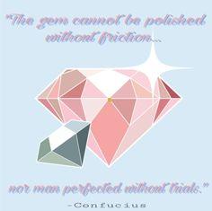Diamond quotes.