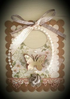 Couture Creations Vintage Rose Garden Collection : tag by Amanda Baldwin