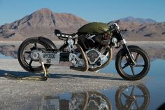 """Hellcat X132 """"Combat"""" by Confederate Motorcycles"""