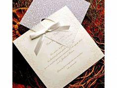Invitación de boda economica