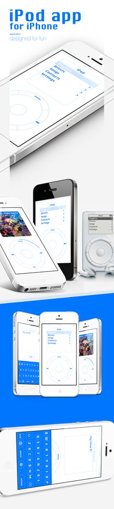 iPod classic for iPhone app http://www.behance.net/gallery/iPod-classic-for-iPhone-app/9952099