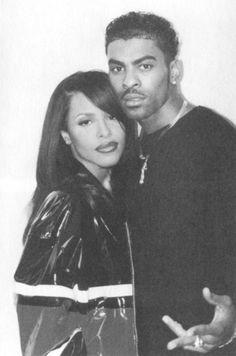 Aaliyah & Ginuwine