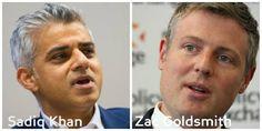 La alcaldía de Londres se decide el domingo entre un musulmán y un judío