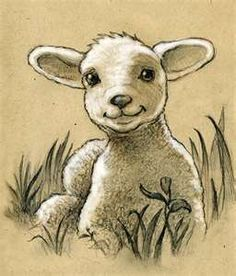 Really want a tattoo of a lamb or sheep of some sort with Luke 15 which is the parable of the lost sheep, one of my favorite stories in the bible Lion And Lamb, Sheep And Lamb, Baby Sheep, Tattoos Skull, Animal Tattoos, Horse Tattoos, Wing Tattoos, Sleeve Tattoos, Animal Sketches