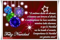 Cada día en Navidad, nos despierta un destello e sus luces, cada evento del día es tocado por las suaves notas de la música navideña, donde estemos, allí está la Navidad…, cuando se lleva en el corazón
