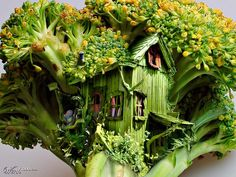 Worth1000.com  Edible Architecture ❥ via #martablasco ❥ http://pinterest.com/martablasco/