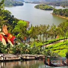 Kerala Tourism Tourist Places TOURIST PLACES : PHOTO / CONTENTS  FROM  IN.PINTEREST.COM #TRAVEL #EDUCRATSWEB