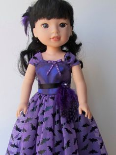 Going to the bat ball gown by MarysPintsizedPieces on Etsy. Made from the…
