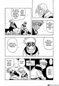 Naruto Ch.1 Page 18 - Mangago