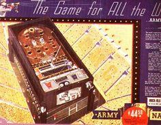 football arcade game