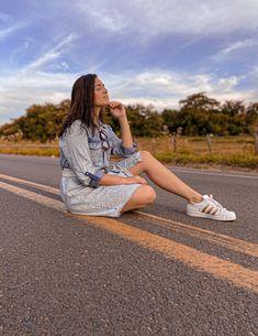 Aesthetic Photo, Adidas Superstar, Roads, Photoshoot, Sneakers, Shoes, Fashion, Photos Tumblr, Tennis