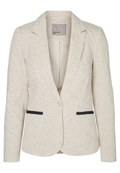 Vero Moda Blazer moonbeam Bekleidung bei Zalando.de | Material Oberstoff: 84% Baumwolle, 16% Polyester | Bekleidung jetzt versandkostenfrei bei Zalando.de bestellen!