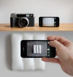 mattebox - virtual dslr iphone app