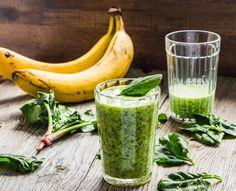 5+1 tavaszváró smoothie, amit feltétlenül ki kell próbálnod Green Tea Detox, Detox Tea, Boiled Egg Diet, Boiled Eggs, Detox Smoothie Recipes, Weight Loss Tips, Pickles, Cucumber, Fruit