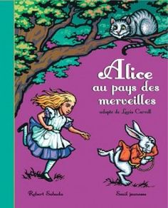Livre pop-up Alice au pays des merveilles, illustré par Robert Sabuda