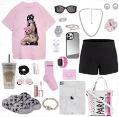Lazy Day Outfits, Swag Outfits For Girls, Cute Swag Outfits, Chill Outfits, Aaliyah Outfits, Baddie Outfits Casual, Trending Clothes, Pajama Suit, Streetwear Fashion