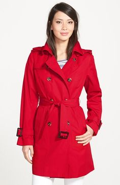 London Fog Heritage Trench Coat with Detachable Liner (Regular & Petite) (Nordstrom Exclusive) available at #Nordstrom
