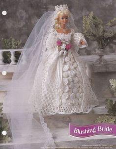 Blushing-Bride-Annies-Fashion-Doll-Wedding-Gown-Crochet-Pattern-Leaflet-FC24-01