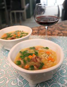 Italian Wedding Soup - JSOnline