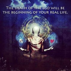 QUESTION: Can the ego create illusions of happiness or anything positive for that matter. ANSWER: Yes, never underestimate the tricks of the ego. The ego will help you remain in denial about. Anti Stress Naturel, Terence Mckenna, Les Chakras, Image Film, A Course In Miracles, Spiritus, Visionary Art, Dark Night, Guided Meditation