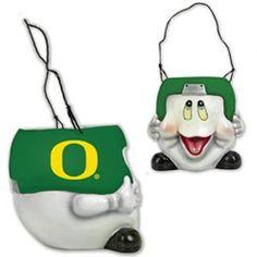 Oregon Halloween Ghost Bucket