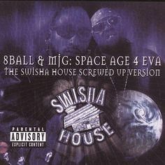 8ball & Mjg - Space Age 4 Eva - Chopped & Screwed