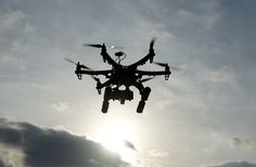 Google and Chipotle Are Testing Drone Burrito Delivery at Virginia Tech
