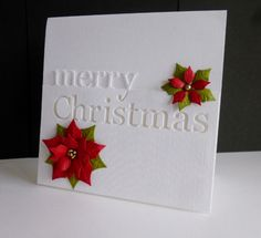 CAS333 ~ White Christmas by sistersandie - Cards and Paper Crafts at Splitcoaststampers