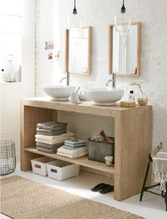mueble para el cuarto de bano car mobel estantes abiertos