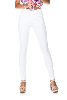 Blanc Salsa (27(7)-33(14) Occasion Wear, Special Occasion Dresses, Salsa, Mom Style, Suits You, High Waist Jeans, Fashion Boutique, New Look, White Jeans