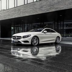 The All-New Mercedes-Benz S500