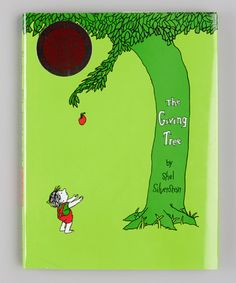 Take a look at this The Giving Tree Hardcover & CD by HarperCollins on #zulily today!