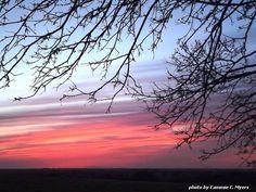 """Oklahoma Sunset April 2013""  www.facebook.com/OklahomaRainPhotos"