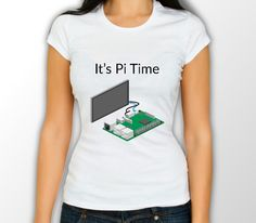 Its Pi Time Womens T-Shirt – Geek Me Tees