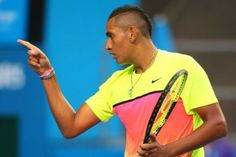 Nick Kyrgios through to Marseille Open last 16, Bernard Tomic...: Nick Kyrgios through to… #HeatherWatson #AndyMurray #NickKyrgios