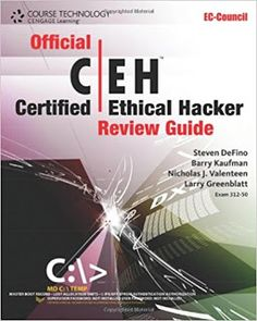 Ceh certified ethical hacker all in one exam guide amazon matt top 7 certified ethical hacker certification books for it professionals fandeluxe Choice Image