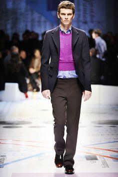 Prada   Fall 2010 Menswear Collection   Style.com