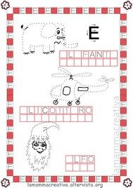 Disegniamo l'alfabeto|Lamammacreativa Crossword, Alphabet, Puzzle, Diagram, Writing, Alice, Victoria, Speech Language Therapy