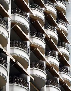 Biarritz building - Rio de Janeiro