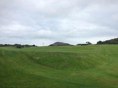 Howth golf course near Dublin.
