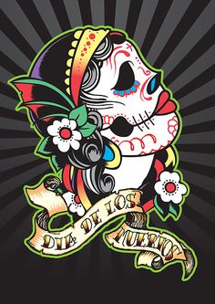 Image detail for -day of the dead picture on VisualizeUs