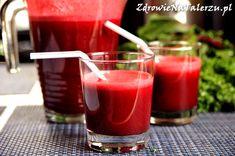 Idealny sok na oczyszczenie Shot Glass, Cooking Recipes, Tableware, Diet, Dinnerware, Chef Recipes, Tablewares, Dishes