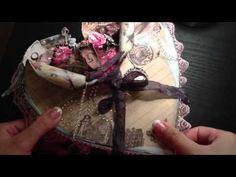 Prima Romance Novel Heart Shaped Box