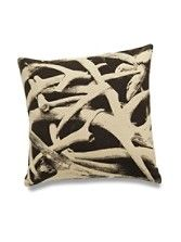 Antlers Pillow  #home #decor #pillow