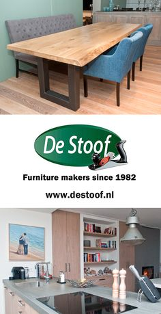 DE STOOF custom furniture makers in The Hague area can produce furnishings for an entire home, a single room or one-off pieces to fit any space.  More info here https://www.angloinfo.com/south-holland/directory/listing/south-holland-de-stoof-custom-furniture-5991