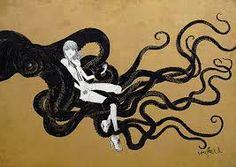octopus girl art - Google Search Hipster Drawings, 3d Drawings, Scenic Design, Art Google, New Tattoos, Book Format, Octopus, Language Arts, Art Girl